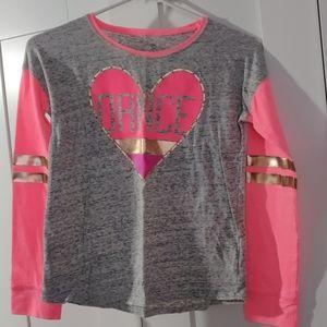 SO Shirts & Tops - SO girl shirt long sleeve